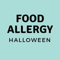Food Allergy Awareness Halloween Tees