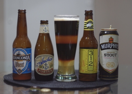 PARTYTIME Friday #3 – The Perfect Black and Tan
