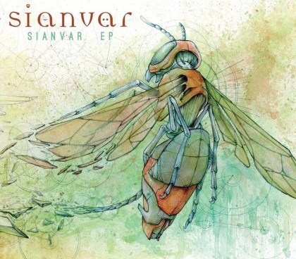 Sianvar Full Self Titled EP Stream