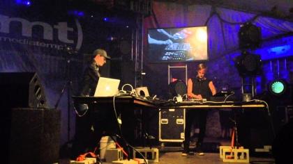 Richie Hawtin B2B Testpilot (aka Deadmau5) – Live @ SXSW 2013