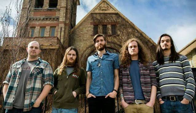 "Teal Cheese Exclusive- Eidola Release New Track From ""Degeneraterra"""