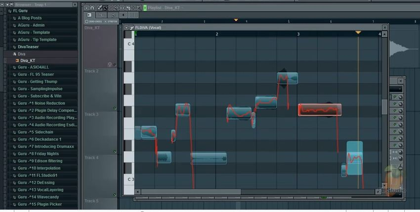 FL Studio Tutorial - Using Newtone to Create Vocal Harmonies (15thDimension)