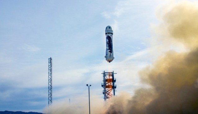 TECHNOLOGY Tuesday #30: Jeff Bezos says he'll put people in space in two years