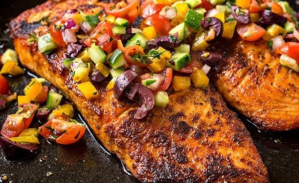 KICK START Sunday #22 – 5 Foods Loaded with Vitamin B12 (+ Recipes)