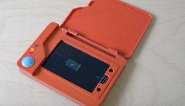 TECHNOLOGY Tuesday #36 – Battery-charging Pokédex smartphone case
