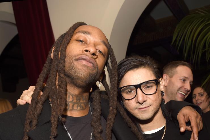 Ty Dolla $ign Arrest Video Shows Skrillex Present During Atlanta Drug Bust
