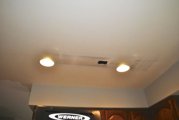 Hiles in Ceiling