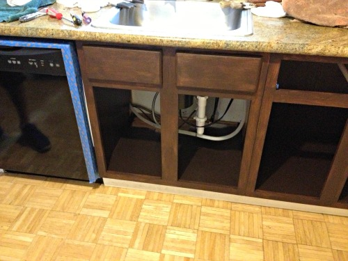 How to Repaint Cabinets