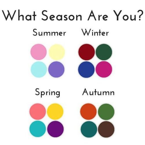 seasonal color analysis