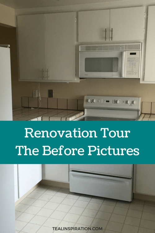 Renovation Before Pictures