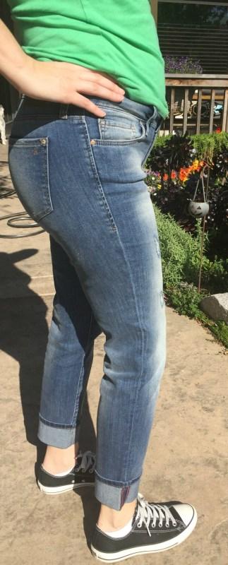 Mavi Angie Skinny Jean