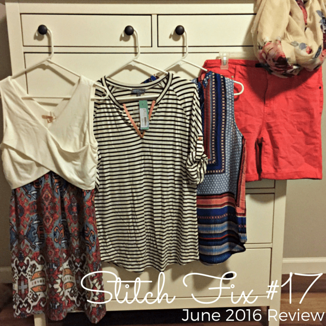 June Stitch Fix Review (#17)