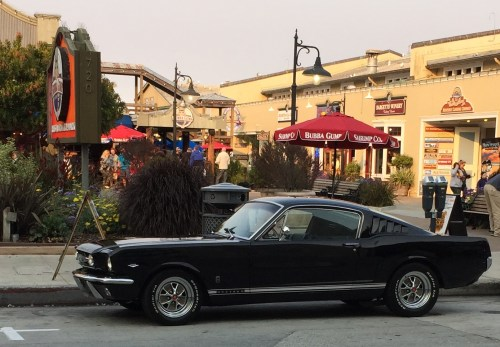 Mustang Fastback