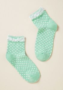 Frill and Grace Socks