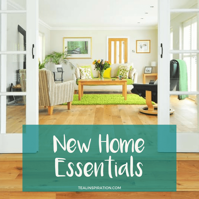 Essentials to Make Your House a Home