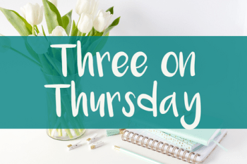 Three on Thursday