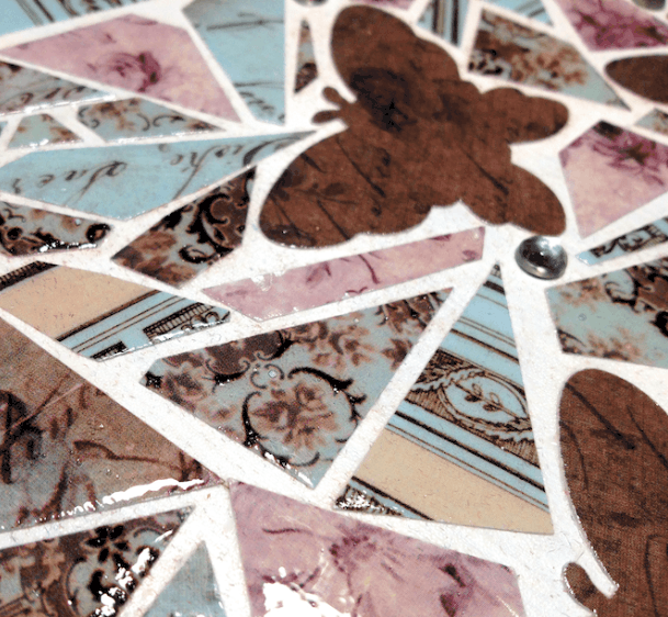 Inspiration: Paper Mosaic Ideas
