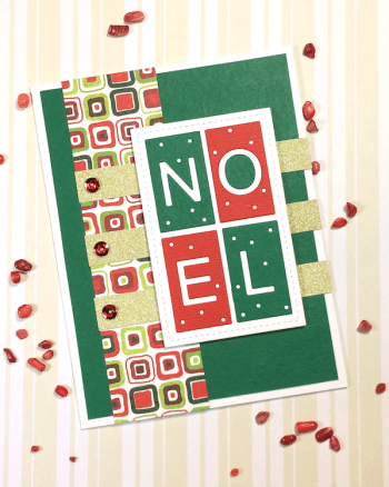 Make a Stack of Super Quick, Last-Minute Handmade Christmas Card