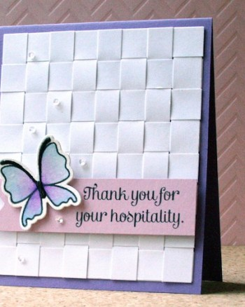 Ways To Use Up Paper Scraps To Make Cards