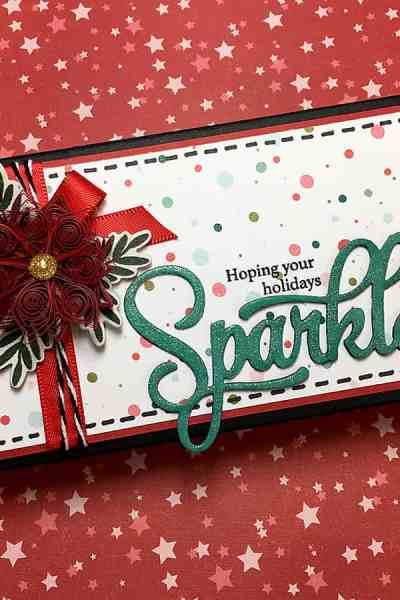 Papertrey December Blog Hop Challenge: Gift Box