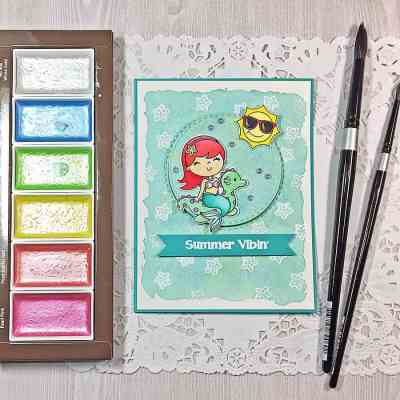 CardMaker Magazine & Craftin Desert Divas Blog Hop