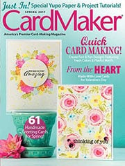 Published: Cardmaker Magazine