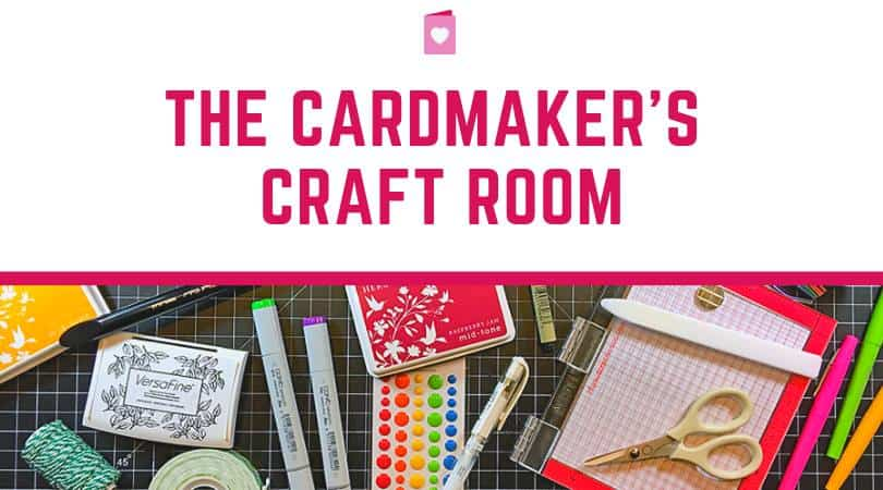 The Cardmaker's Craft Room: A New Facebook Group for card makers that love to share their ideas!