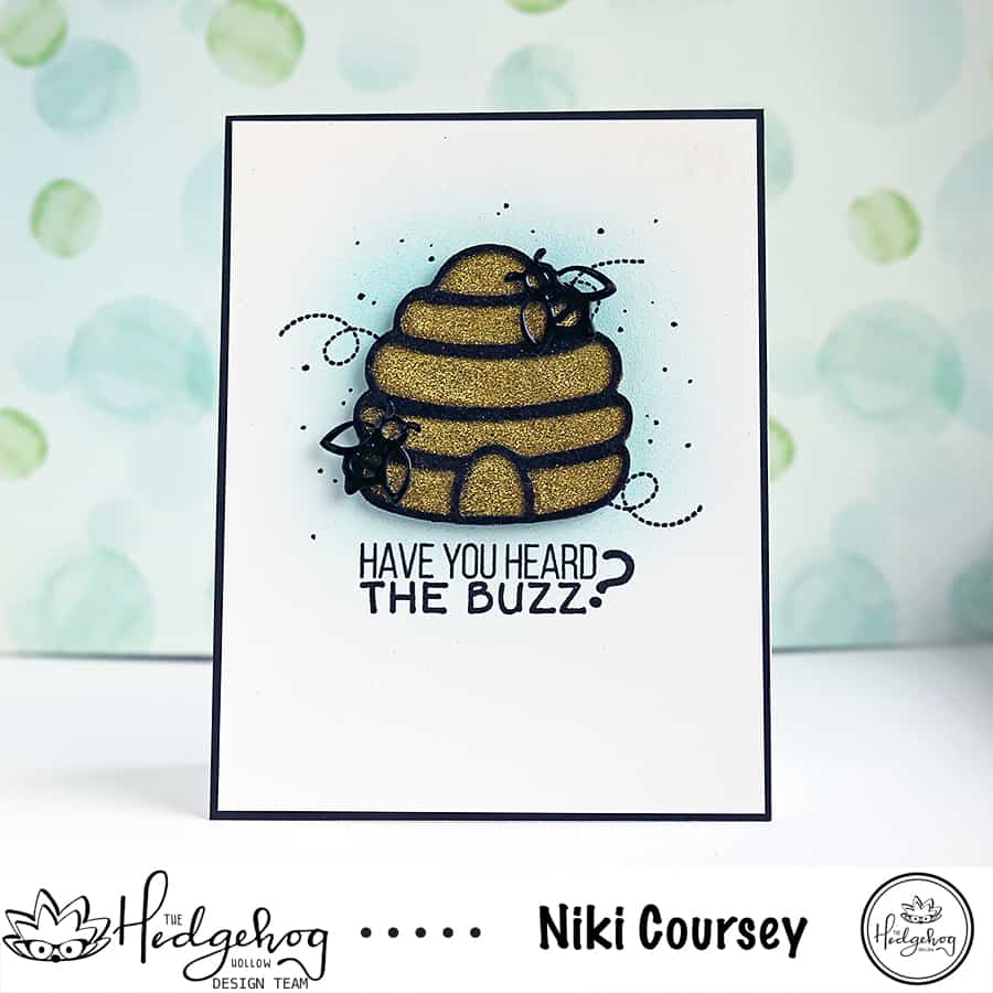 Have You Heard The Buzz + Hedgehog Hollow February 2019 Kit