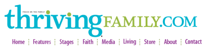 work from home writing jobs at Thriving Families