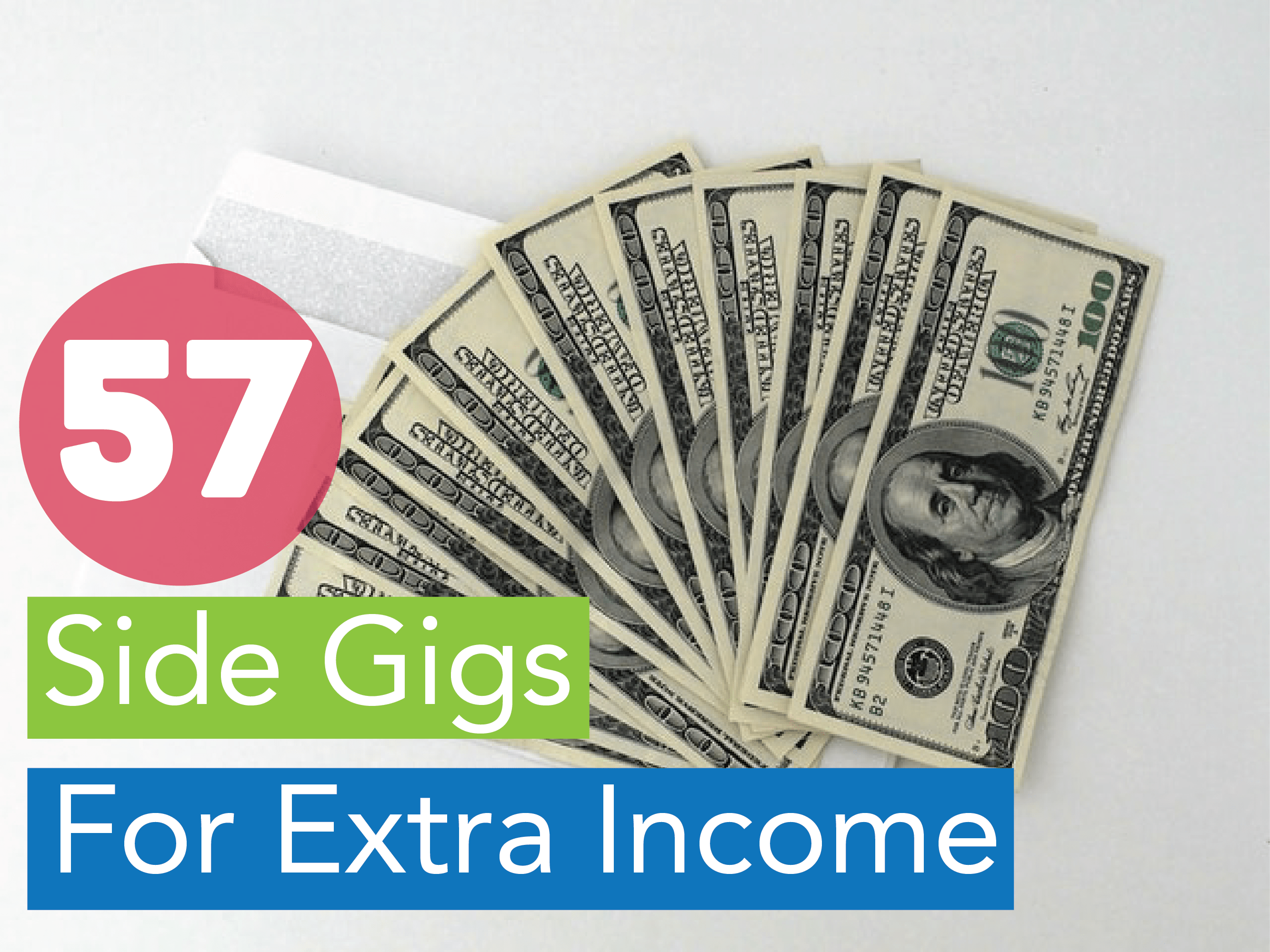 57+ Convenient Side Gigs To Make Extra Money On Your Free Time