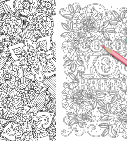Free Printable Coloring Pages: 7 NEW Printable Coloring Pages For ...