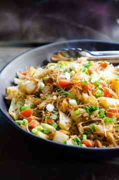 quick dinner ideas, cabbage-and-carrots-stir-fry-5