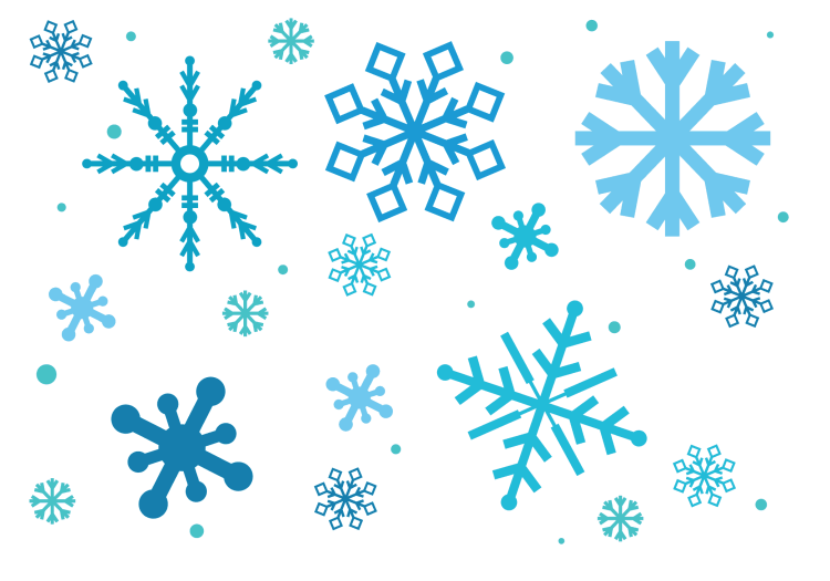 Free Snowflake Template Easy Paper Snowflakes To Cut And Color