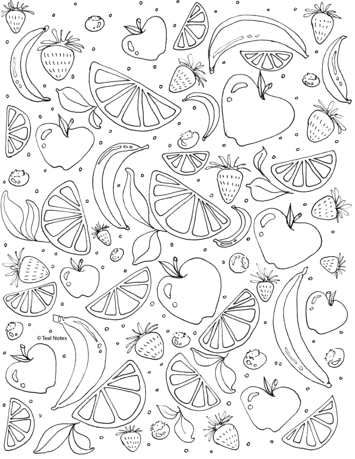 25 Printable Adult Coloring Pages You Can Print And Color ...