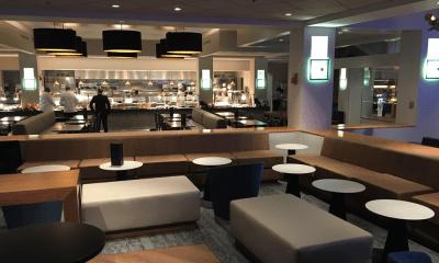 BMW Lounge at SAP Center - San Jose, CA