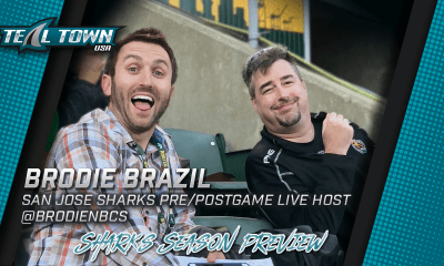 2019-2020 Sharks Preview with Brodie Brazil