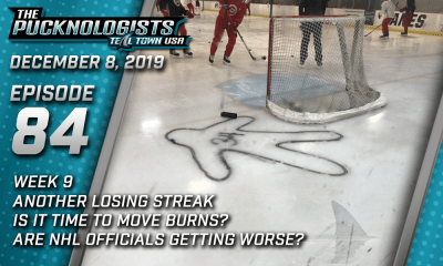 The Pucknologists - EP 84 - San Jose Sharks podcast