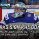 San Jose Sharks sign KHL goalie Alexei Melnichuk