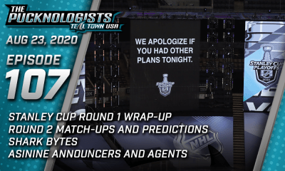The Pucknologists 107 - A San Jose Sharks podcast