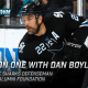 One on One with Dan Boyle - A San Jose Sharks podcast