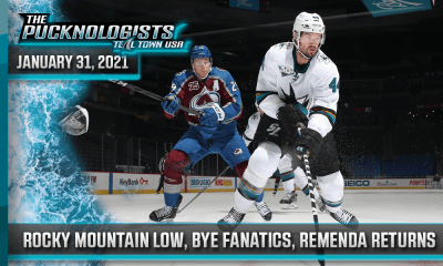 Rocky Mountain Low, Bye Fanatics, Remenda Returns - The Pucknologists 118