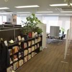 東京都心、千代田区のシェアオフィス。