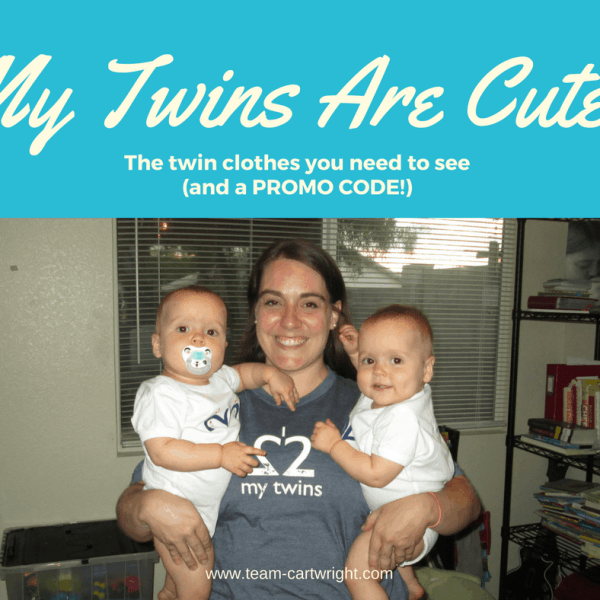 My Twins Are Cuter: The twin clothes you need to see (plus a promo code!)