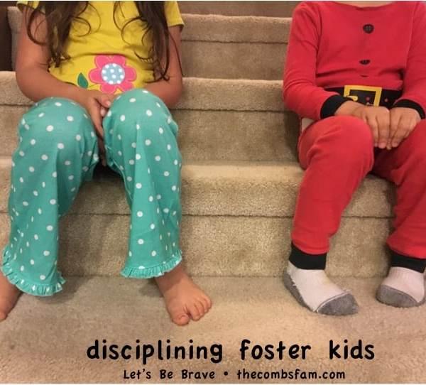 Disciplining foster kids-BFBN