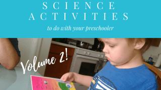 Easy Preschool Science {Vol. 2}