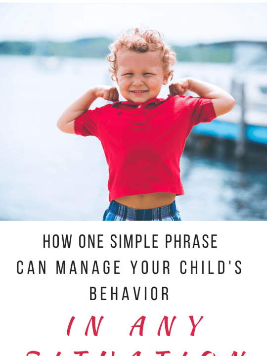 Use one simple phrase to remind your child of proper behavior in any situation. Listening ears, gentle hands, obedient feet. That's all it takes. #toddler #preschooler #discipline #behavior #management Team-Cartwright.com