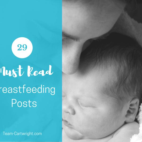 29 Must Read Breastfeeding Posts
