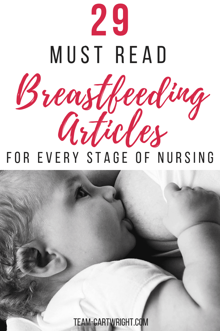 Breastfeeding can be more challenging than you think.  Fortunately I have put together a wonderful resource full of breastfeeding information and breastfeeding tips for moms in every stage of nursing.  These come from lots of moms and includes everything from breastfeeding supplies to pumping to formula feeding. Save this for your breastfeeding journey. #breastfeeding #BreastfeedingTips #NursingTips #PumpingTips #ExclusivePumping #FormulaFeeding #Babywise #BreastfeedingTwins Team-Cartwright.com