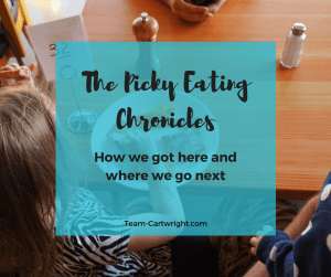 Picky eating in toddlers and young children. How picky eating started and how we are going to fix it.