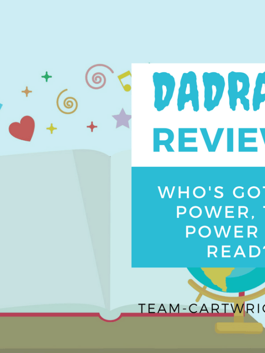 Have opinions on the shows your kids watch? DadRage Certainly does. Check out his humorous reviews. Who's got the power, the power to read? #kidshows #reviews #dadhumor